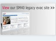 Bosch SM40 legacy evacuation and public address system