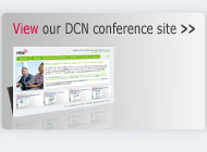 Bosch DCN next generation conference system website