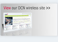 Bosch DCN wireless conference system website