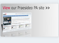 Bosch Praesideo voice evacuation website